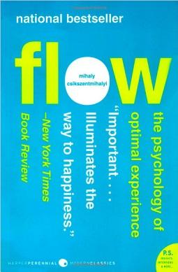 Review Flow By Mihaly Csikszentmihalyi Liz England - Game flow summary