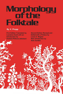 Morphology of Folktales Book Cover