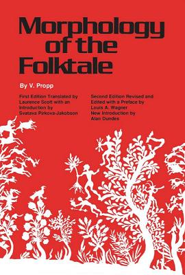 Morphology of Folktales Book Cover