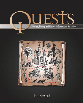 Quests Book Cover